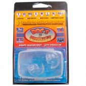 Docs Proplugs ear plug  Gr. S vented clear
