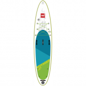 RED PADDLE AIR SUP BOARD VOYAGER MSL 126x32x6 2018 inflatable/aufblasbar