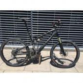 Specialized Stumpjumper FSR S-Works Carbon 2010 Gr. M...