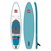 RED PADDLE AIR SUP BOARD SPORT MSL 113x32x47 2017...