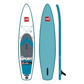 RED PADDLE AIR SUP BOARD SPORT MSL 126x30x6 2017...