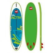RED PADDLE AIR SUP BOARD ACTIV MSL 108x34x6 2017...